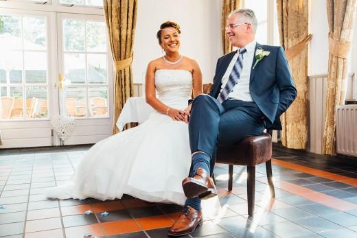 Multiculturele nederlandse hindoestaanse bruidsfotografie huwelijk bruiloftvan Savitrie en Emile in Utrecht