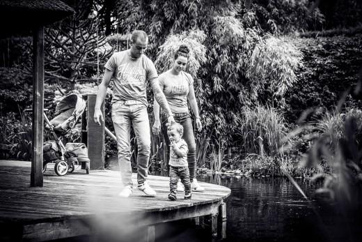 Nederlandse bruidsfotografie loveshoot trouwreportage van Danny en Chantal in Nieuwegein